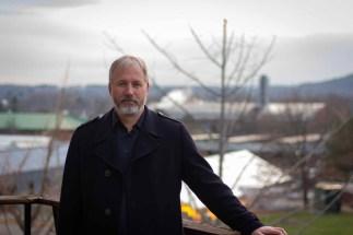UMass Environmental Conservation professor Adrian Jordaan aquatic fish researcher