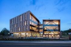 John W. Olver Design Building at the University of Massachusetts, Amherst