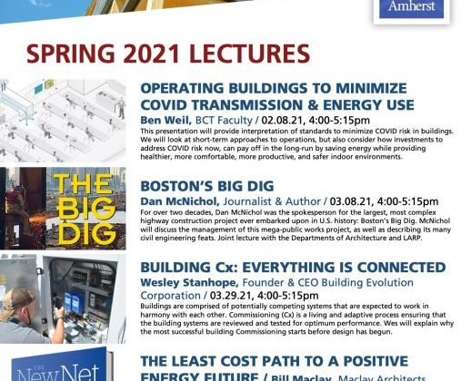 BCT Spring 2021 Lecture Series Announced