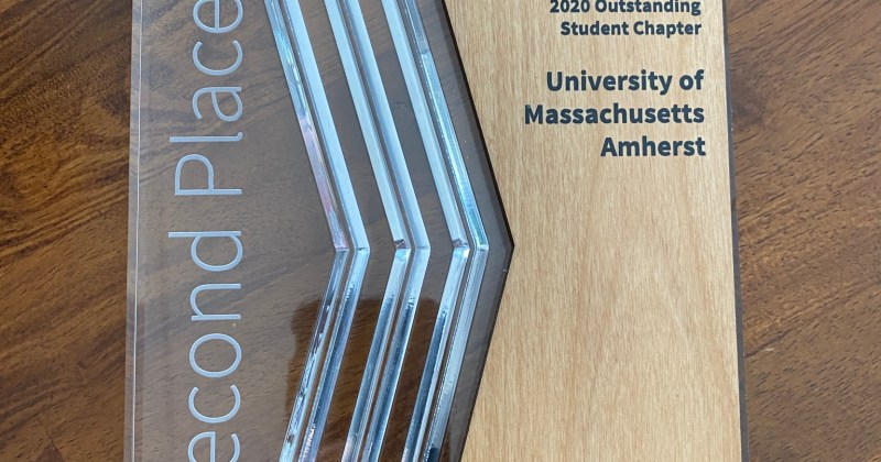 Awards Abound for NAHB Student Chapter in this Year's Residential Construction Competition