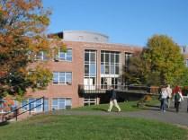 Holdsworth Hall at the University of Massachusetts, Amherst