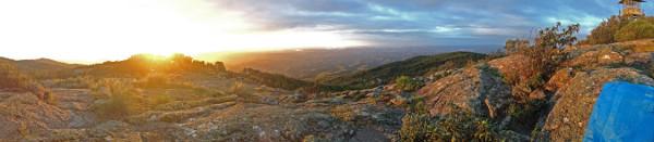 Picota na Serra de Monchique