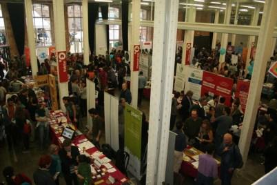RPES na Feira de Economia Solidária, na Catalunha