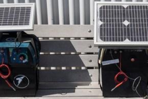 kits solares autonómos