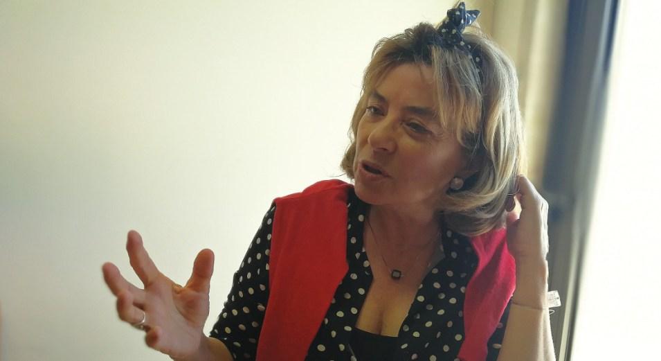 Luísa Schmidt - investigadora no Instituto de Ciências Sociais da Universidade de Lisboa, jornalista, escritora, membro do Conselho Nacional de Ambiente e Desenvolvimento Sustentável