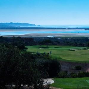 Palmares Golf - manteve vegetação autóctone