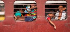 viagem de comboio-Samiran-Nandy