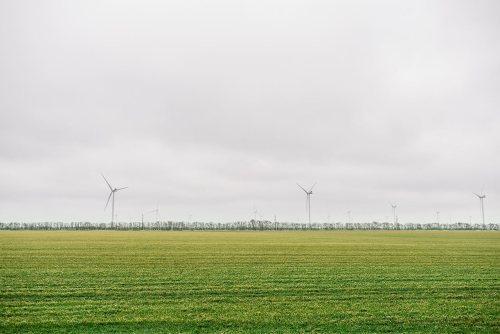 Вітропарк Ботієвська ВЕС © Niels Ackermann / Lundi13