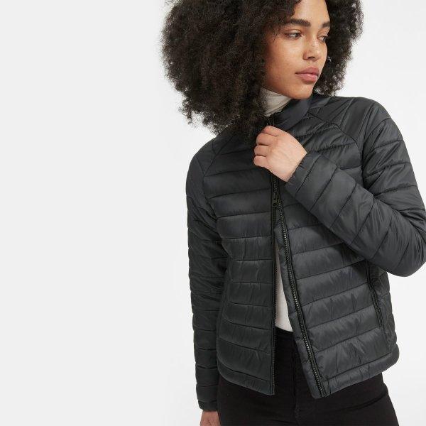 vegan winter jacket - everlane