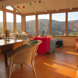 first passive house in the Lake District National Park