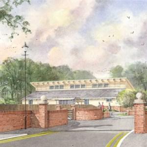 Harfield Barn Regeneration Project Doncaster