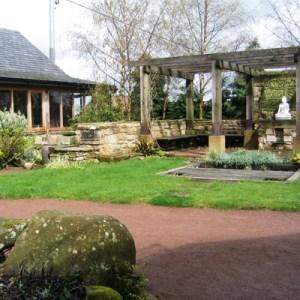 Harnham Buddhist Monastery Garden