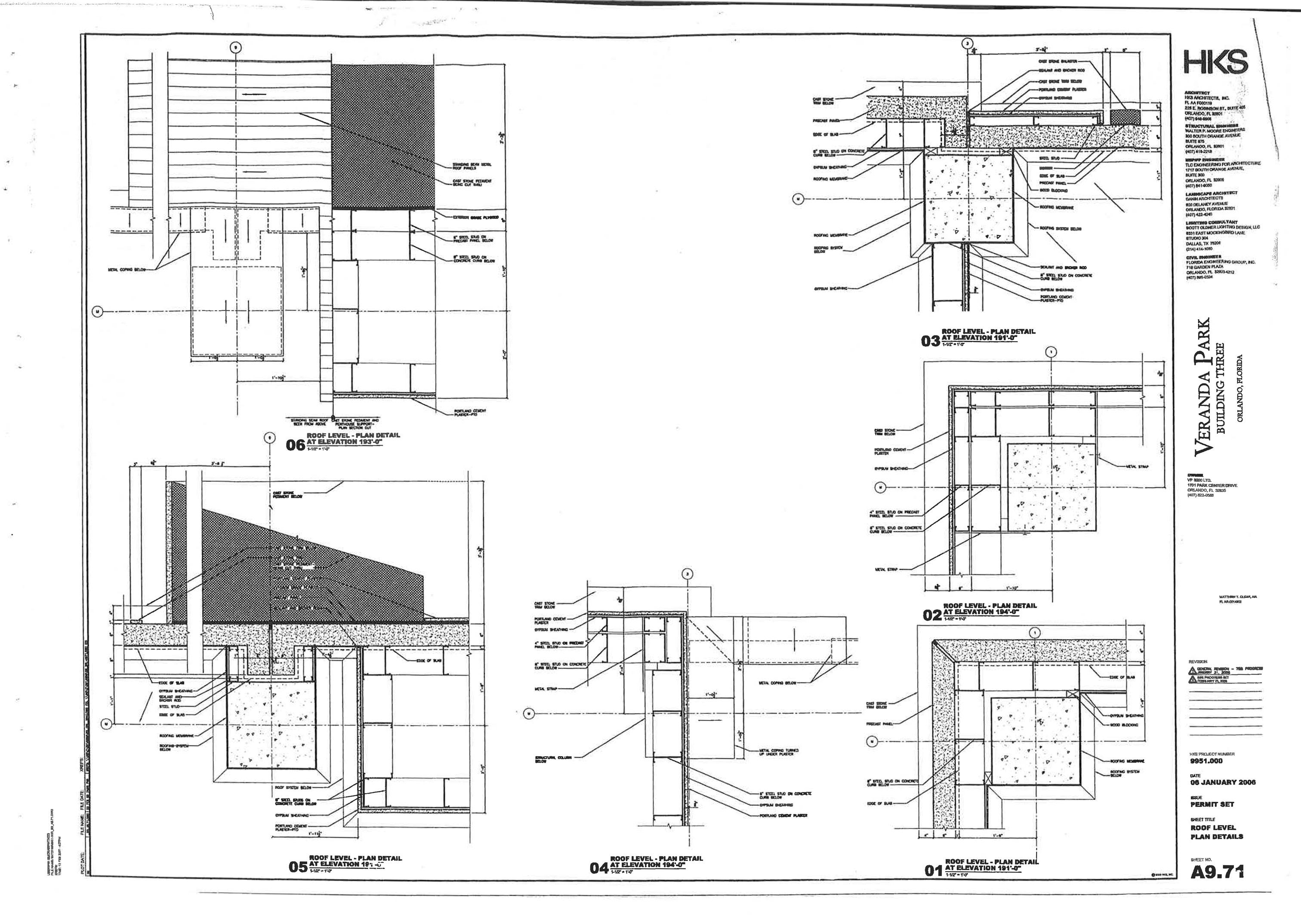 Residential Condo Complex Permit Set Nathalie J Siegel