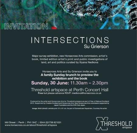 Intersections Invitation