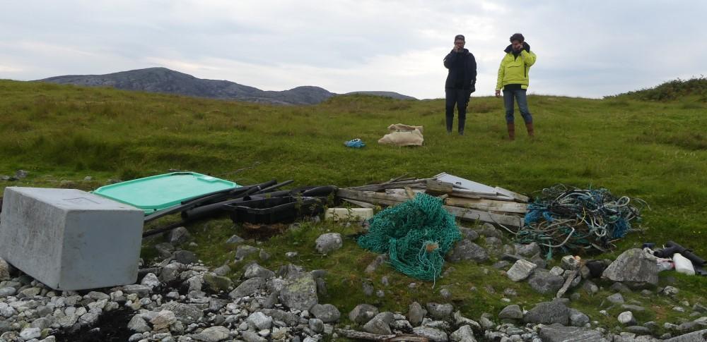#5 – Nettoyage de plage dans le Loch Tarbert – Ecosse