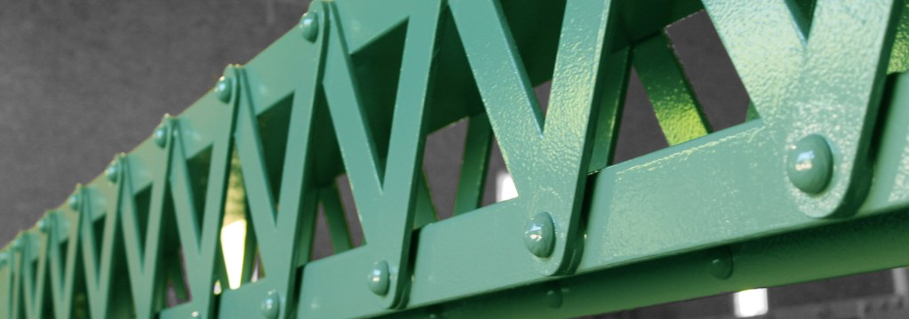 Longfellow Bridge Close Up