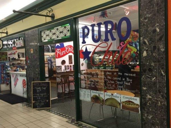 The Puro Chile in Wellington
