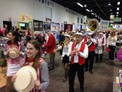 Bob's Red Mill Natural Foods gave an epic performance all around the floor