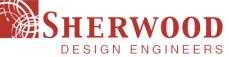 sherwood design engineers logo