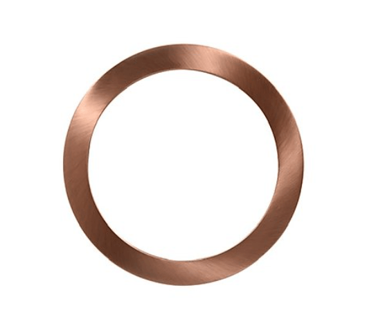 Copper Magnetic Bezel