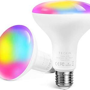 Alexa smart LED light bulb