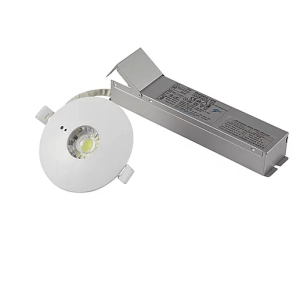 LED Emergency downlight with 3 hour backup power