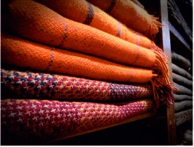 The Woollen Weavers at Filkins is a treasure-trove