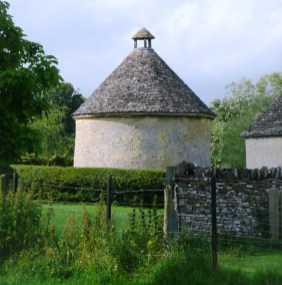Dovecotes can be seen throughout the Cotswolds