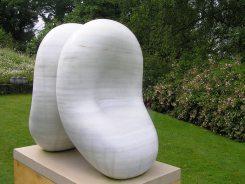 Asthall Sculpture exhibition a biennial event