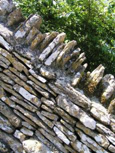 Our miles of Cotswolds stone walls are a visual delight