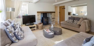 Culls Cottage - Lounge