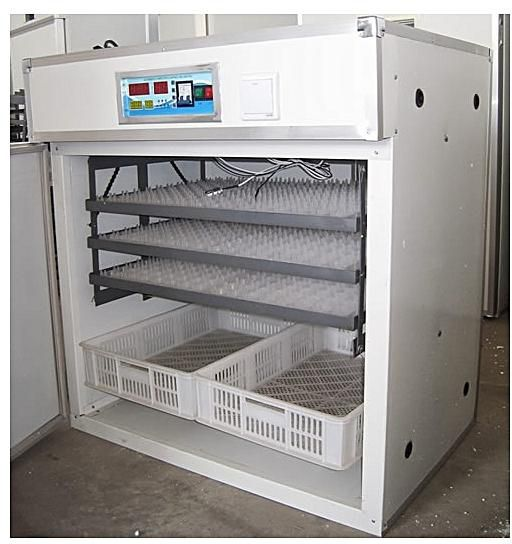 automatic hatchery for all poultry kinds