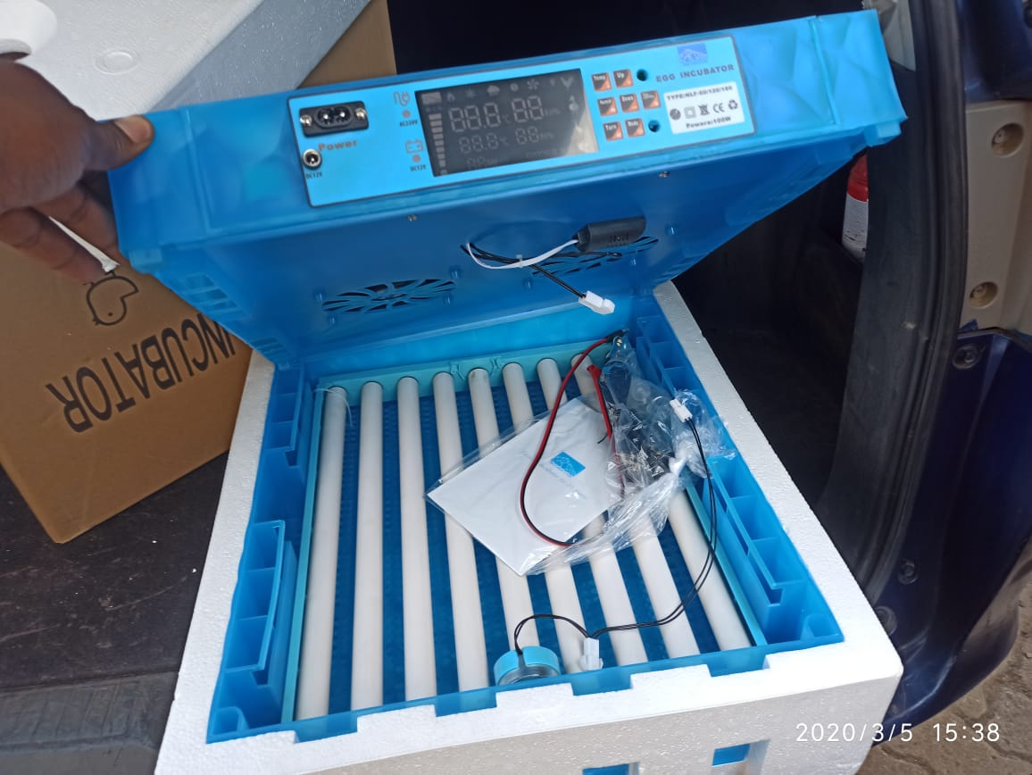 Egg incubators for sale in Mombasa