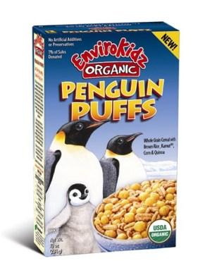 Organic Penguin Puffs
