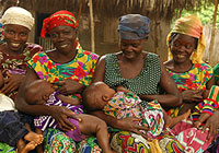 UNICEF breastfeeding