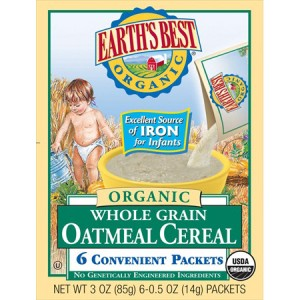 Organic Infant Cereal