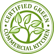 Certified Green Commercial Kitchen