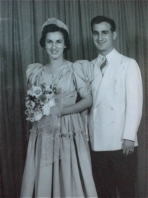 Grandma and Grandpa\'s Wedding