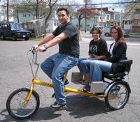 Worksman Chariot