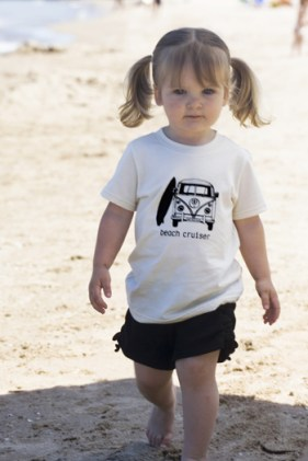 organic eco-friendly hop tees from baby blend tees