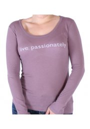 Live Passionately by Tees for Change
