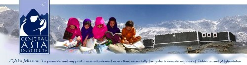 Central Asia Institute promotes peace by building schools in Pakistan and Afghanistan