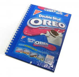 Oreo Notebook