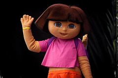 Was Dora born at home?