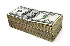 BPA found on paper money