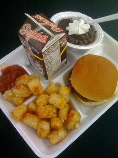 School lunches are about to improve!