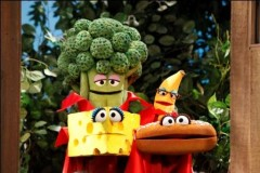 "Sesame Street ""Superfood"" Muppets Backed by Big Pharma"