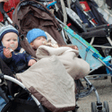 How Far Would You Push A Stroller To Protect Your Child?