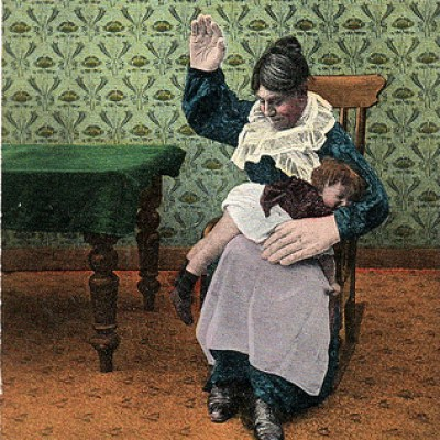 Meditations on the First Real-Time Spanking Study