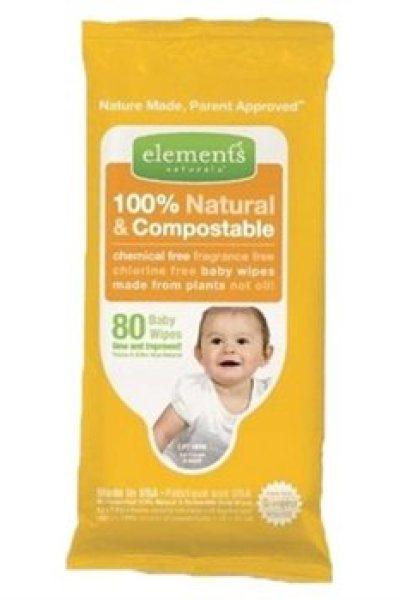 "5 ""Green"" Products:  Elements Naturals, Bean-B-Clean™, Tanner's Tasty Paste, Captain Planet, SecureLine Retractable Clothesline"